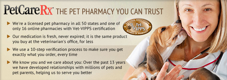 The Pet Pharmacy you can Trust