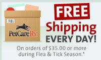 Get Free Shipping Every Day on Orders of $35* or More. *restrictions apply