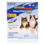 Zodiac Flea and Tick Collar for Cats(break-away)
