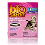 Bio Spot Breakaway Flea and Tick Collar for Cats
