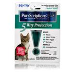 Sentry PurrScriptions Plus - Squeeze-On for Cats and Kittens