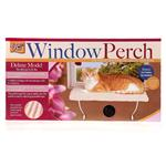 Lp Deluxe Kitty Window Perch With Toy