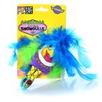 Showgulls Catnip Feather Toy
