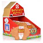 Barnyard Buddies - Pig Shaped Biscuits