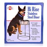 Hi Rise Single Diner 2Qt