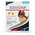 Scratchex Color Dog Flea & Tick Collar for Dogs