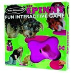 Dog Spinny Treat Search Game