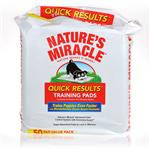 Nature's Miracle Quick Results Training Pads