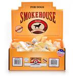 Smokehouse Lammy Ears Shelf Display Box 40Ct