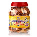 Pet Center Large Chicken & Biscuits 44Oz Canister