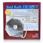 Heated Economy Bird Bath Deicer