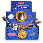Cadet Gourmet Display Box - Thick Braided Bull Stick (50Pc)