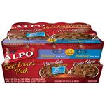 Alpo Prime Beef Lovers Variety Pack Canned Dog Food