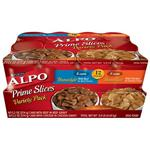 Alpo Prime Slices Beef & Chicken Variety Pack Canned Dog Food