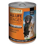 Canidae All Life Stages Lamb and Rice Formula Canned Dog Food