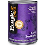 Eagle Pack Natural Dog Food, Canned Lamb Formula for Dogs