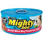 Mighty Dog Butcher Block Beef Tenderloin Canned Dog Food