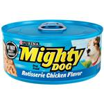 Mighty Dog Canned Rotisserie Chicken Canned Dog Food