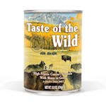 Taste of the Wild - High Prairie with Roasted Bison and Roasted Venison Canned Dog Food