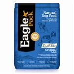 Eagle Pack Natural Dry Dog Food, Original Adult Small Bites Pork Meal & Chicken Meal Formula