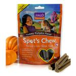 Halo Spot's Chew Pumpkin Dental Treat