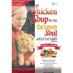 Chicken Soup for the Cat Lover's Soul - Adult Light Cat Formula Dry Food
