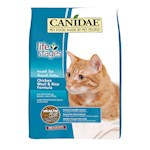 Felidae Dry Chicken and Rice Cat/Kitten Food and Formula