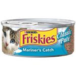 Friskies Classic Pate Mariners Catch for Cats