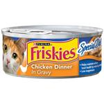 Friskies Classic Pate Special Diet Chicken & Gravy for Cats