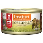 Nature's Variety Grain Free Beef Canned Cat Food