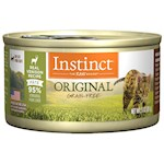 Nature's Variety Instinct Grain Free Venison Canned Cat Food