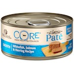 Wellness Grain Free Canned Cat Food Core Salmon, Whitefish & Herring Recipe