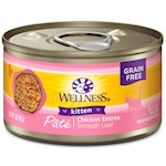 Wellness Canned Cat Food Kitten Recipe