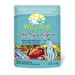 Wellness Healthy Indulgence Chicken, Crab & Herring for Cats