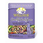 Wellness Healthy Indulgence Chicken, Duck & Shrimp for Cats