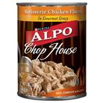 Alpo Chophouse Canned Gourmet Rotisserie Chicken for Dogs