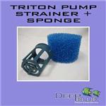 Db Triton Strainer/Sponge Kit
