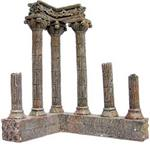 Zan Ornament - 6Pc Crnr Column
