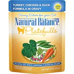 Natural Balance Platefulls - Cat Food Pouches