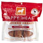 Happy Heart Jerky Treats - Chicken