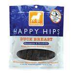 Dogswell Happy Hips Duck Jerky Treats