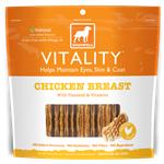 Dogswell Vitality Jerky Treats - Chicken Breast