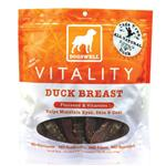 Dogswell Vitality Jerky Treats - Duck