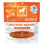 Vitality Minis - Chicken Jerky Dog Treats