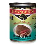 Evanger's Hunk Beef- Dog Food