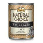 Nutro Natural Choice Dog Food Lite