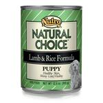 Nutro Natural Choice Lamb & Rice Canned Puppy Food