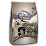 Tuffies Pet Nutrisource Senior Dry Dog Food