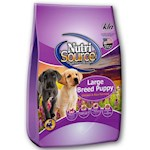 Tuffies Pet Nutrisource Large Breed Puppy Dry Dog Food