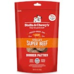 Stella's Super Beef Freeze Dried Dinner Dog